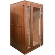 Финская сауна Баня деревянная мобильная Портативная Паровая сауна дома